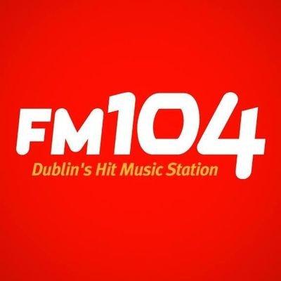 FM104 Dublin Radio Logo