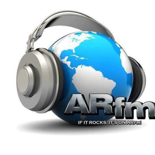 ARfm Radio Logo