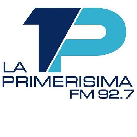 XHSAV La Primerísima 92.7 FM San Andrés Tuxtla, Ver. Radio Logo