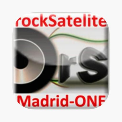 rockSatelite-MadridONE Radio Logo