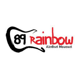 Rainbow 89 Radio Logo