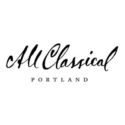All Classical Portland Radio Logo
