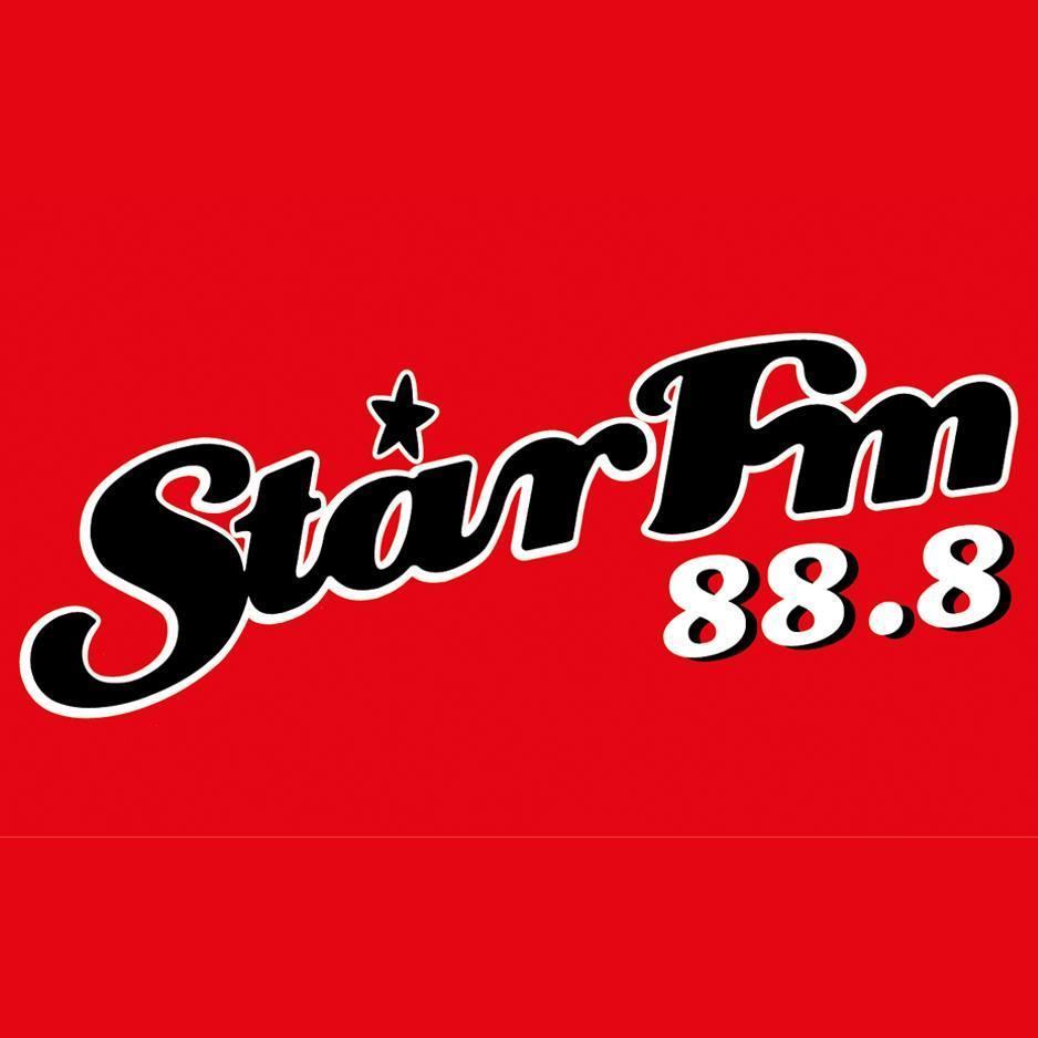 Star FM 88.8 Radio Logo