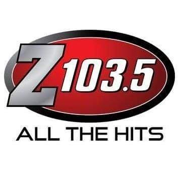 Z 103.5 FM Radio Logo