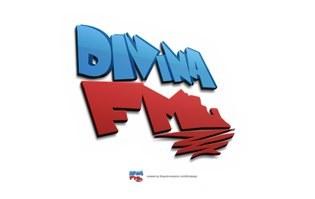 Divina FM Radio Logo