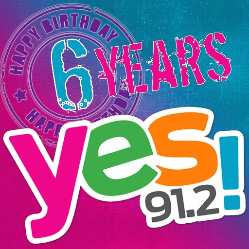 Yes 91.2 Radio Logo