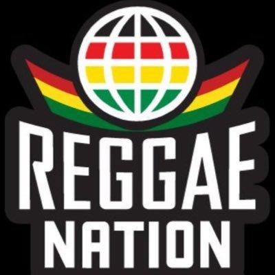 Reggae Nation Radio Logo