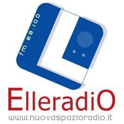 ElleradiO fm 88.100 Radio Logo
