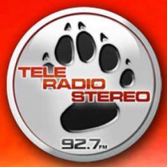 Tele Radio Stereo 92.7 FM Radio Logo