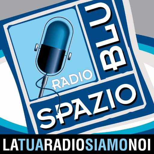 Radio Spazio Blu Radio Logo
