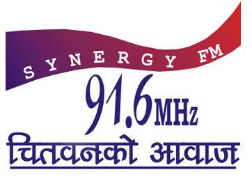 Radio Sinergy FM 91.6 Radio Logo