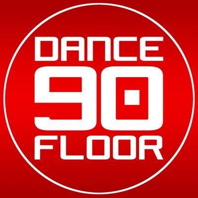 Radio Dancefloor - 90s Radio Logo