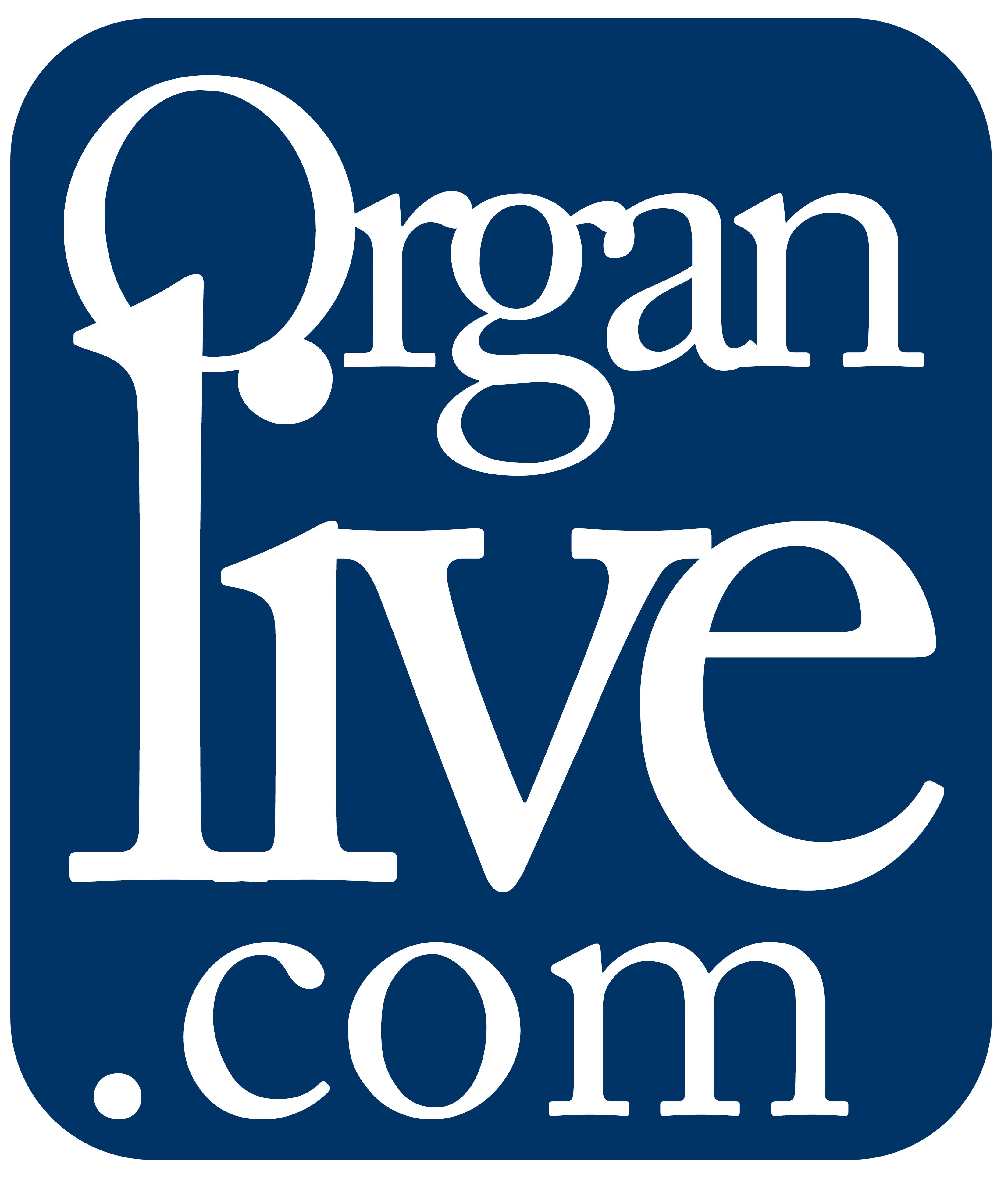 Organlive Radio Logo