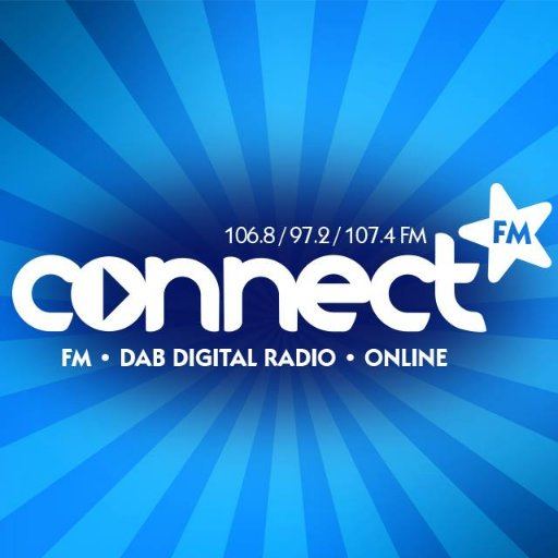 Connect FM - Northamptonshire Radio Logo