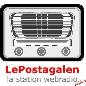 Le Postagalen Radio Logo