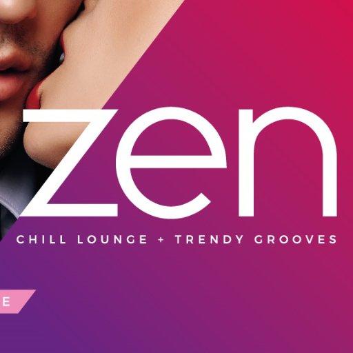 Zen FM - Gent, Belgium Radio Logo