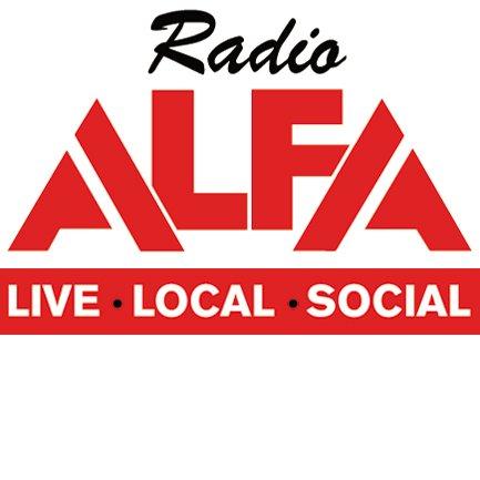 Radio Alfa - Italy Logo