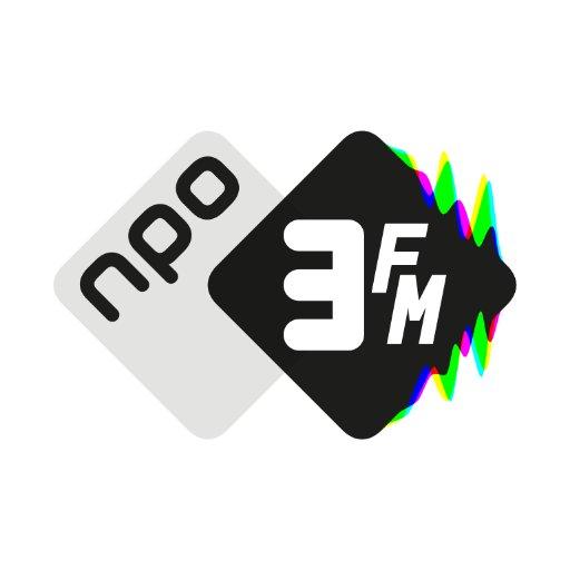 NPO 3FM Radio Logo