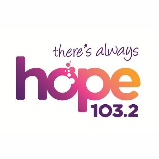 Radio Hope 103.2 Radio Logo