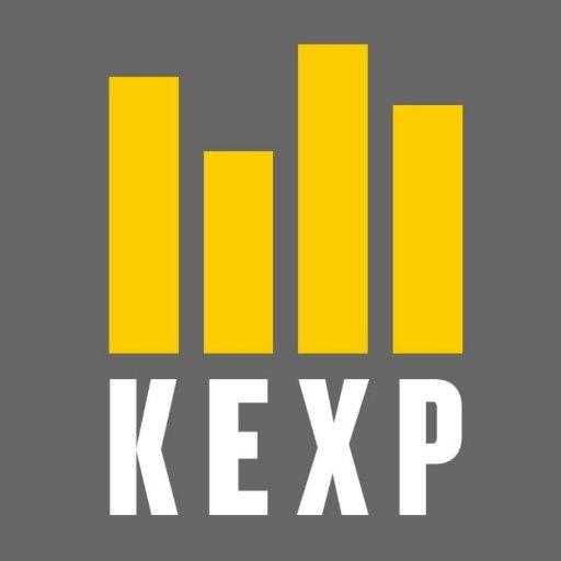 KEXP-FM 90.3 FM Logo