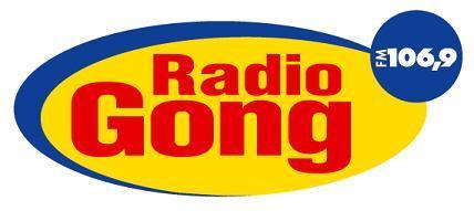 Radio Gong 106.9 Würzburg - In The Mix Radio Logo