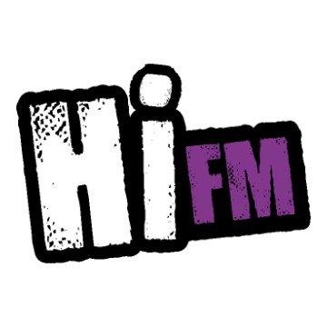 Hi FM 95.9 OMAN Radio Logo