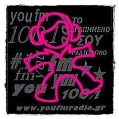 You FM 100.1 Radio Logo