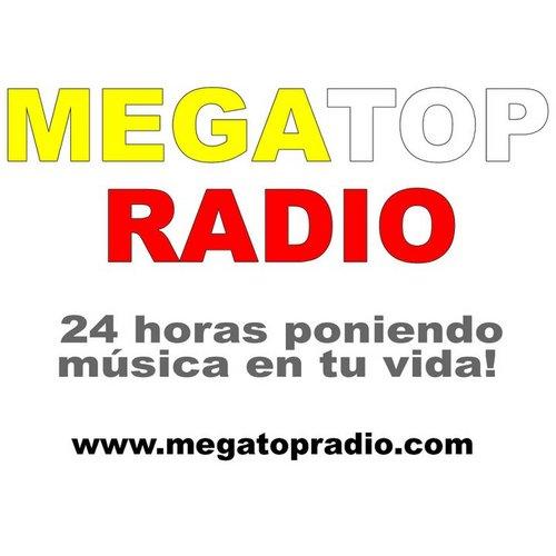 Mega Top Radio Radio Logo